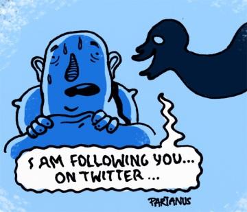 ghost twitter haunted follow following