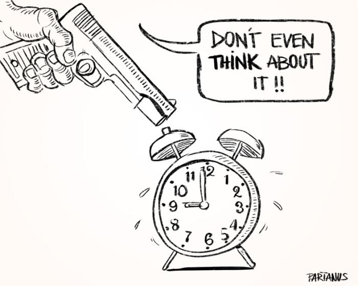 """alarm clock """"early morning"""" cartoon moody """"bad sleep"""""""